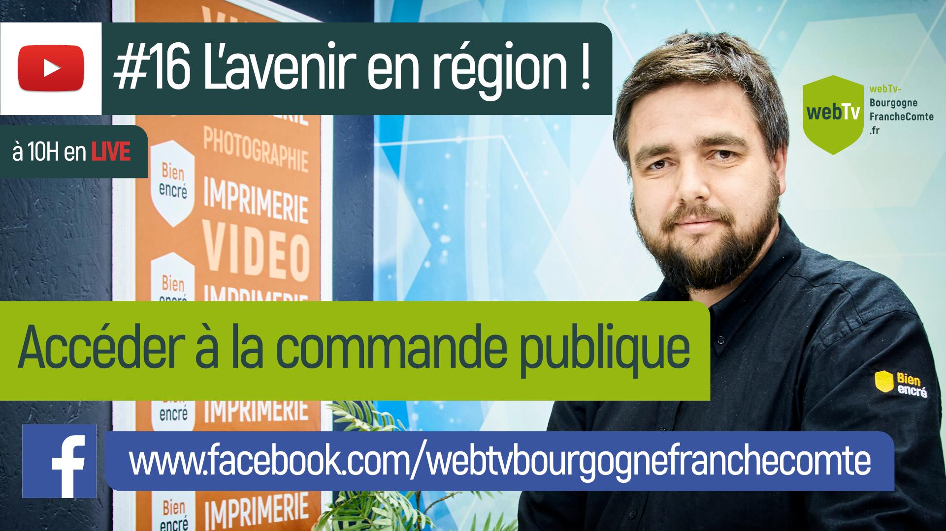 #16 Live vidéo L'avenir en région Bourgogne-Franche-Comté