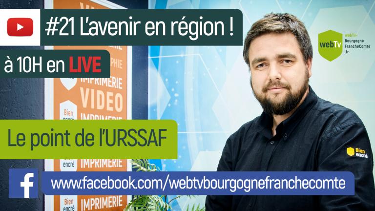 Directeur Lionel Matz Urssaf Bourgogne