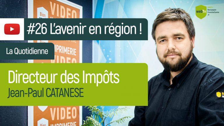 directeur des impôts et des finances publics Bourgogne-Franche-comté