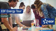 EDF Energy Tour miniature